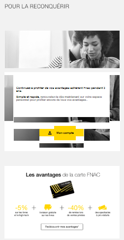 exemple email fnac 2